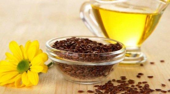 рецепты с льняным маслом для бровей и ресниц