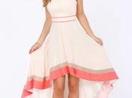 Как выбирать платья для маленьких женщин: фасоны и модели