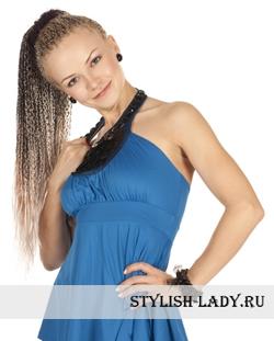 Элегантные прически для длинных волос своими руками