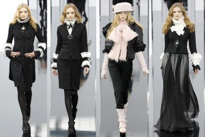 Стиль Коко Шанель. Платья и костюмы в стиле Шанель