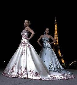 Женственность.  Французский стиль в одежде. стиле... как раз два последних и понравились)  Женственность.