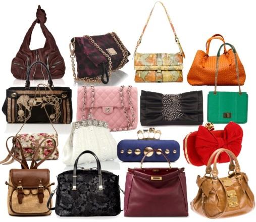 Модели женских сумок. Какие бывают сумки?