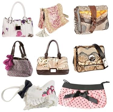 Модные женские сумки с принтом: фото