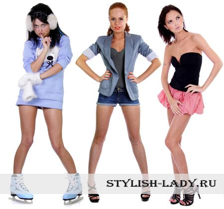 Стиль одежды для подростков: фото