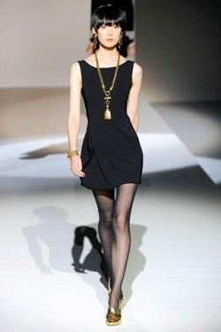 Маленькое черное платье: модели и фасоны