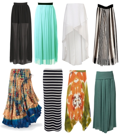 Где можно купить летние юбки