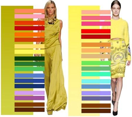 с чем сочетается оливковый цвет в одежде фото