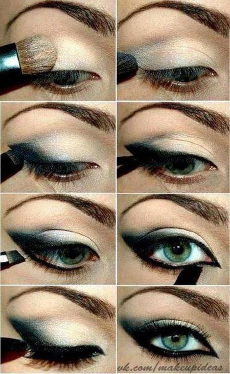Правила макияжа для глаз с