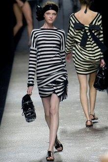 Морской стиль в женской одежде. Одежда в морском стиле