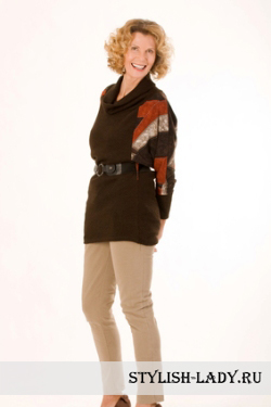Модная одежда для пожилой женщины