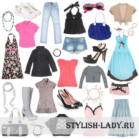 Как одеваться стильно и недорого: комбинируем 8 вещей