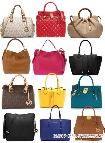 Женские сумки Michael Kors: фото