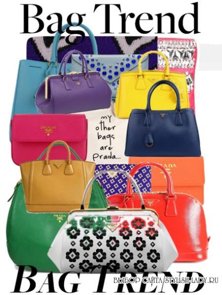 сумки prada, фото