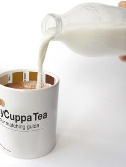 Чай с молоком для похудения. Вызывает ли похудение зеленый чай с молоком?