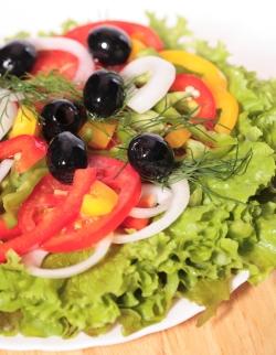 похудеть на овощах за месяц