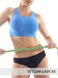 Как рассчитать насколько нужно похудеть