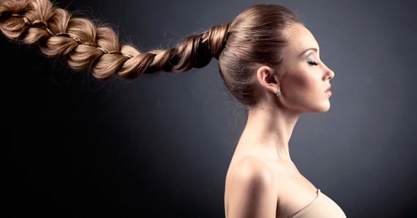 нарощенные волосы - прически, фото