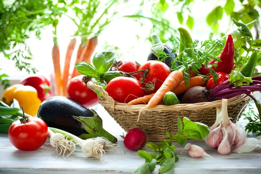 Если питаться одними овощами как быстро похудеть