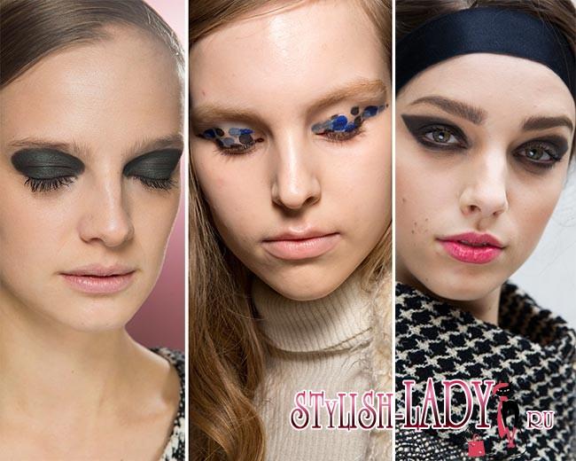 Мода и макияж сезона