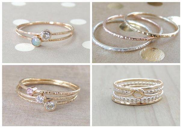 Модные обручальные кольца 2016: фото
