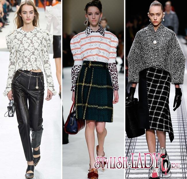 Модные принты: тенденции сезона осень/ зима 2015-2016