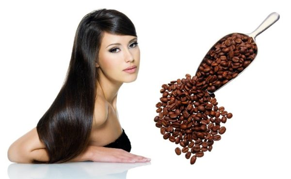 Покрасить волосы кофе рецепт