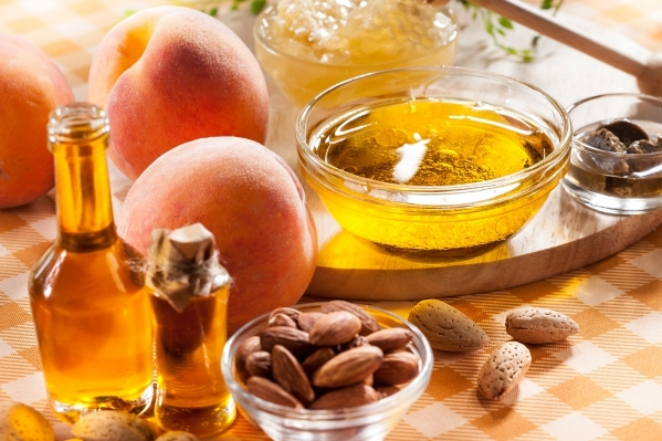 Персиковое масло для тела