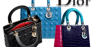 Сумки от Dior – стиль и аристократизм