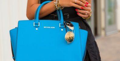 Оригинальные аксессуары: женские сумки Michael Kors