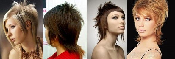 Стрижки для жирных волос