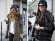Какую шапку носить с пальто? Правила выбора