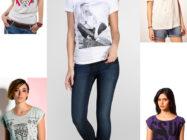 Модные женские футболки — выбери свою!