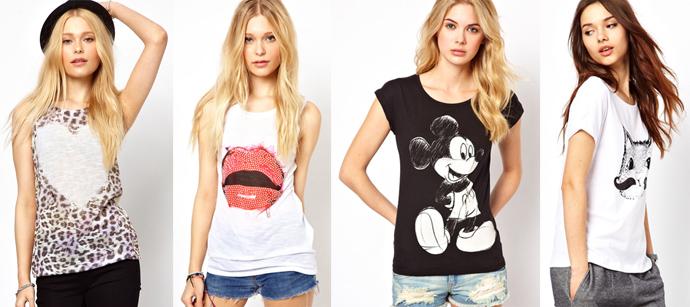 f7c65c94bc4d1 Особую привлекательность модные женские футболки получили, безусловно,  благодаря своей универсальности и удобству. Этот атрибут может прекрасно  сочетаться ...
