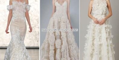 Свадебная мода 2016: платья и аксессуары
