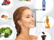 Здоровое питание — красивая кожа…