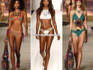 Модные тенденции весны — лета 2016 — купальники