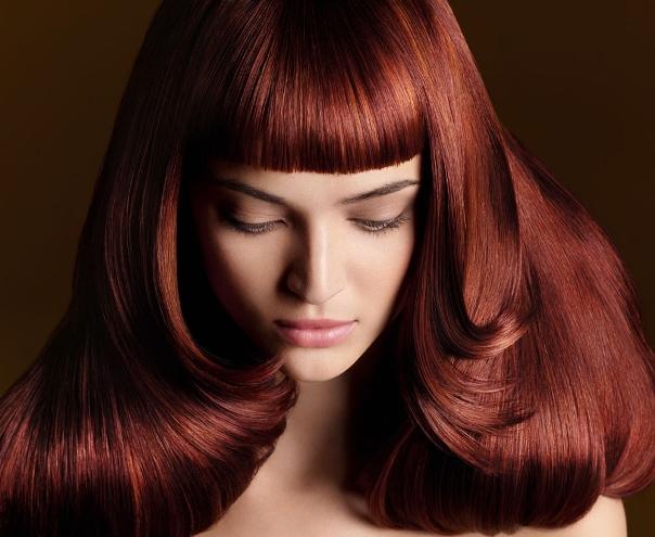 полировка волос, фото