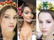 Модные аксессуары для волос сезона весна/лето 2016