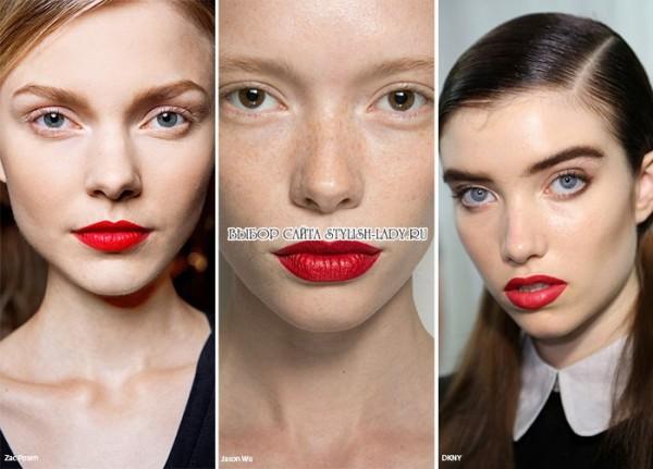 модный макияж 2016, фото