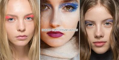 Модный макияж сезона весна/лето 2016