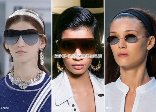 модные очки без оправы весна - лето 2016, фото