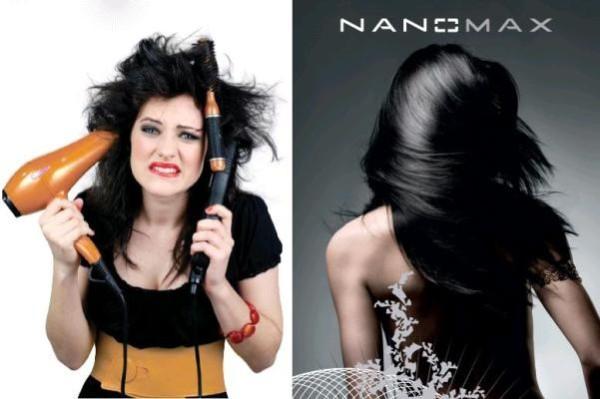 Процедура Наномакс для волос