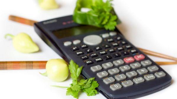 Ведите учет всех калорий, поступающих с пищей!