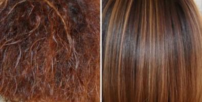 Обзор средств для выпрямления волос