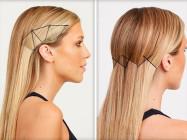 Как красиво заколоть волосы: шпильками, невидимками, заколками