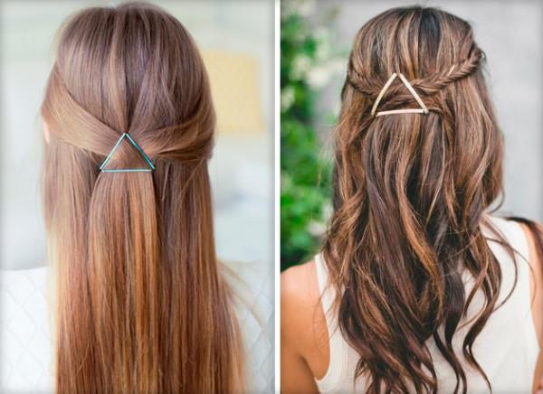 Длинные волосы как красиво убрать