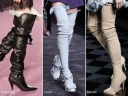 Модная обувь сезона осень/зима 2016-2017