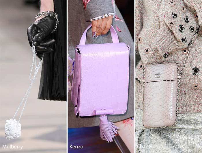 Модные сумки осень - зима 2016 - 2017, фото