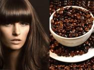Кофейная косметика для волос… Или кофе для волос