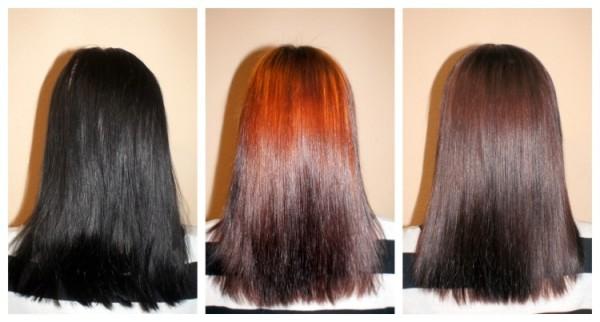 Как покрасить темные волосы в светлый цвет. Осветление